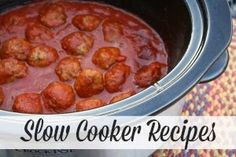 Mommy's Kitchen - Home Cooking & Family Friendly Recipes: Crock Pot & Slow Cooker Recipes