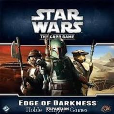 Fantasy Flight Star Wars LCG Edge of Darkness Expansion CCG SW #darkness #expansion #edge #wars #flight #star #fantasy
