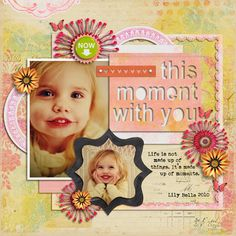 This Moment With You - Scrapbook.com