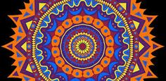 Mandalas para colorear Tarot, Yoga, Geometry, Beach Mat, Religion, Outdoor Blanket, Spirituality, Tapestry, Inspiration
