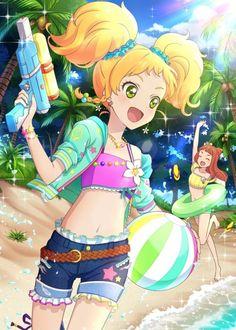 Aikatsu STARS [Wings of STARS]! Yuzu