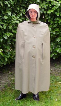 Rain Cape, Capes, Raincoat, How To Wear, Jackets, Image, Collection, Fashion, Natural Rubber