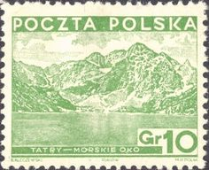 Stamp%3A%20Morskie%20Oko%20(Poland)%20(Sights%20in%20Poland)%20Mi%3APL%20302%2CSn%3APL%20295%2CYt%3APL%20380%2CSg%3APL%20314%2CAFA%3APL%20311%2CPol%3APL%20281%20%23colnect%20%23collection%20%23stamps