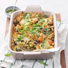 Diner Recipes, Meat Recipes, Vegetarian Recipes, Healthy Recipes, Healthy Food, Oven Chicken, Vegan Options, Casserole Recipes, Italian Recipes