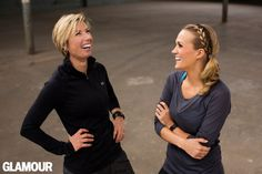 Carrie Underwood's Workout Moves for Miniskirt-Ready Legs