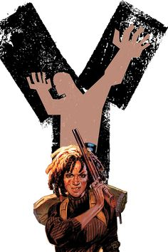 Y: The Last Man Deluxe Edition Book 2 by Brian K. Vaughan, Paul Chadwick, Pia Guerra and Goran Parlov.