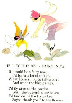 Cute fairy poem. :)