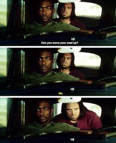Bucky and Sam