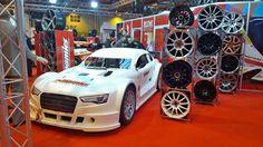 Esposizione MitJet all'Autosport International di Birmingham