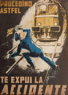 Dacă tot a fost executat Ceaușescu zilele astea, hai să ne amintim că era un copywriter execrabil. Vintage Travel Posters, Romania, Old School, Past, Nostalgia, Memories, History, Retro, Classic