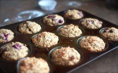 How to Make the Best Muffins Ever   Oatmeal muffin base recipe