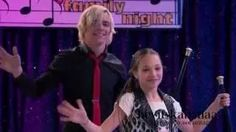 Maddie Ziegler on Austin and Ally (Homework & Hidden Talents) - YouTube