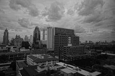 city landscape | BW