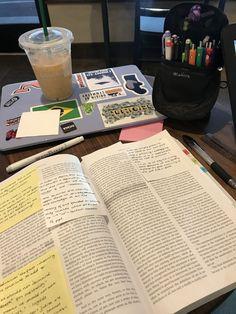 Studyblr, Study Organization, School Study Tips, Study Hard, School Notes, Study Notes, Study Motivation, College Motivation, Study Space