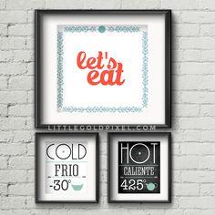 64 new ideas kitchen wall art diy free printables frames Kitchen Wall Quotes, Kitchen Wall Art, Kitchen Prints, Kitchen Signs, Kitchen Ideas, Videos Tumblr, Diy Signs, Printable Wall Art, Printable Quotes