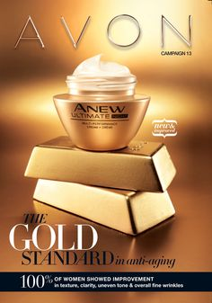 Skincare- The Best Just Got Better #skincare #anew #buyavon Check out my blog on https://andreafitch.avonrepresentative.com/blog/2015/04