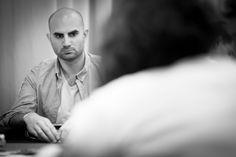 Le Team Pro Winamax Sylvain Loosli #Winamax #SISMIX #poker #music #festival. Crédit photo: Caroline Darcourt