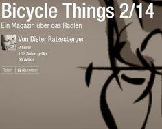 Dieter's Radtouren: Bicycle Things 2/14 Mountain Biking, Bicycle, Bike Rides, Bike, Bicycle Kick, Bicycles