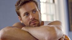 """Armie Girl"" — Armie Hammer stills from The Hollywood Reporter..."
