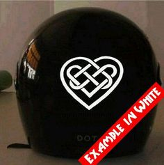 D.O.T Reflective safety decals helmet decals  by DecalKingz