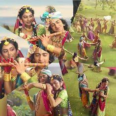 Radha Krishna Songs, Radha Krishna Pictures, Radha Krishna Photo, Krishna Photos, Krishna Art, Radhe Krishna, Lord Krishna, Chocolate Boys, Radha Rani