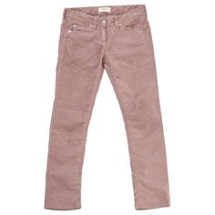9eda27242ce Buy your pink cotton - elasthane jeans ISABEL MARANT on Vestiaire Collective