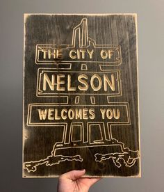 Sending a little sign to my hometown for Superior Suites! (Shameless plug) if you need an Airbnb in Nelson be sure to stay there and check out the goods! Shameless Plug, Plugs, Crafty, Signs, Check, Instagram, Shop Signs, Sign, Gauges