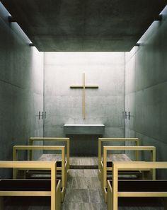 Image 3 of 11 from gallery of St. Benedikt Chapel / Kunze Seeholzer.
