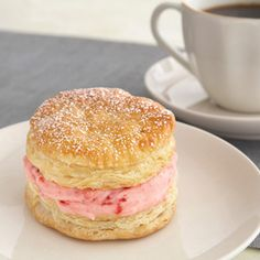 Pepperidge Farm® Puff Pastry - Recipe Detail - Strawberry Whoopie Puffs