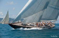 TOP 5 des voiliers les plus extraordinaires, entre yachting et racing