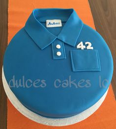By Ligia T-shirt cakes