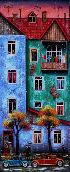 David Martiashvili - Rainy Day