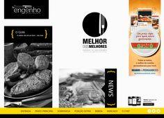 Site da empresa Engenho e Gastronomia: Site em Desenvolvimento.