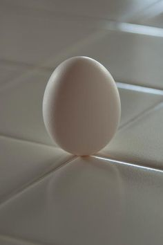An Egg On its End