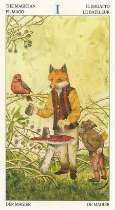 Tarot of the Animal Lords