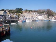 Padstow, England