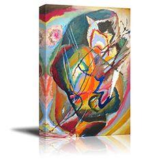 Wall26 - Untitled Improvisation III by Wassily Kandinsky ... https://www.amazon.com/dp/B01E5K4GNM/ref=cm_sw_r_pi_dp_x_XZMkybTY3ZZEK