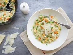 Easy Vegetable Risotto recipe
