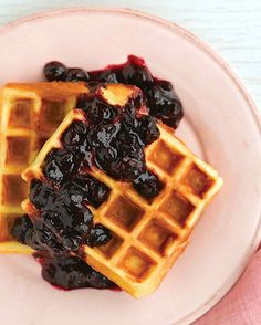 Serve this sweet sauce tastes with our Buttermilk Waffles.