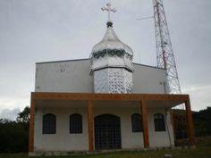 Igreja ucraniana do distrito de Tereza Cristina, em Cândido de Abreu