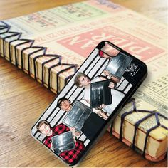 5 Second Of Summer Band Music iPhone 6|iPhone 6S Case