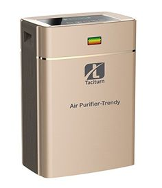 Indoor Air Purifier 8 Stages purification on ESP Plasma Technology up to 500 Sqr ft room size * Click image for more details.