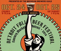Detroit Fall Beer Festival