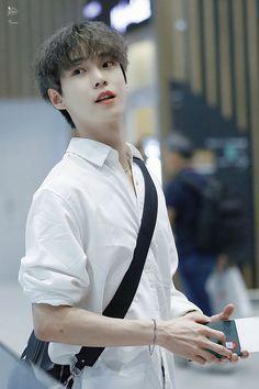 """You are my fireflies through my darkside,"" He said. Nct 127, Mark Lee, Winwin, Taeyong, Jaehyun, Nct Doyoung, Boyfriend Material, K Idols, Nct Dream"