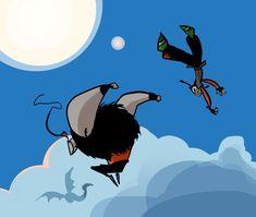 Free hunter fall by Fideliada on DeviantArt Dragon Hunters, Moriarty, Quick Sketch, Deviantart, Fall, Disney, Fictional Characters, Hunters, Dragons
