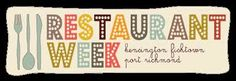 Image result for restaurant week logo