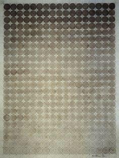 eva hesse 1966 by robybeef