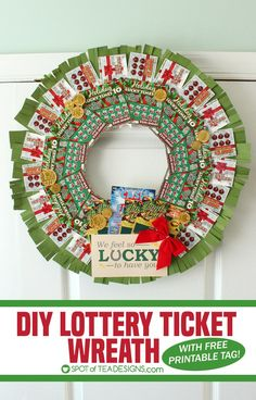 21 Best lottery ticket tree images in 2019 | Gift ideas, Gift