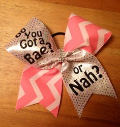 cheer bow cheerbow cheer cheer leader do you got by Bellabows76, $14.00