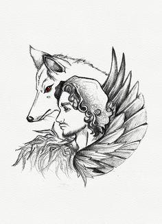 jon snow and ghost dibujos - Google Search Jon Snow, Google Search, Wallpaper, Art, Iphone Wallpapers, Jhon Snow, Art Background, John Snow, Wallpapers